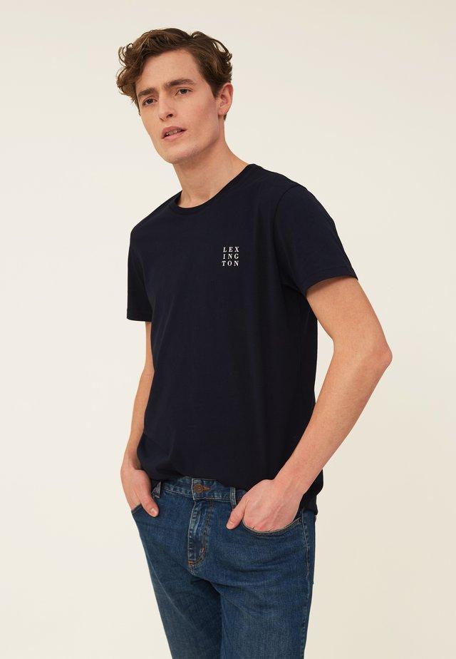 MAX - T-shirts - dark blue