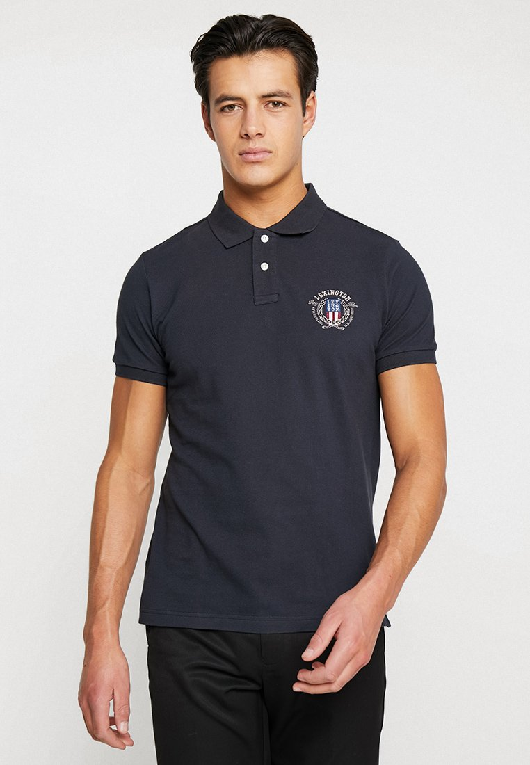 Lexington - OSCAR - Polo shirt - deep marine blue