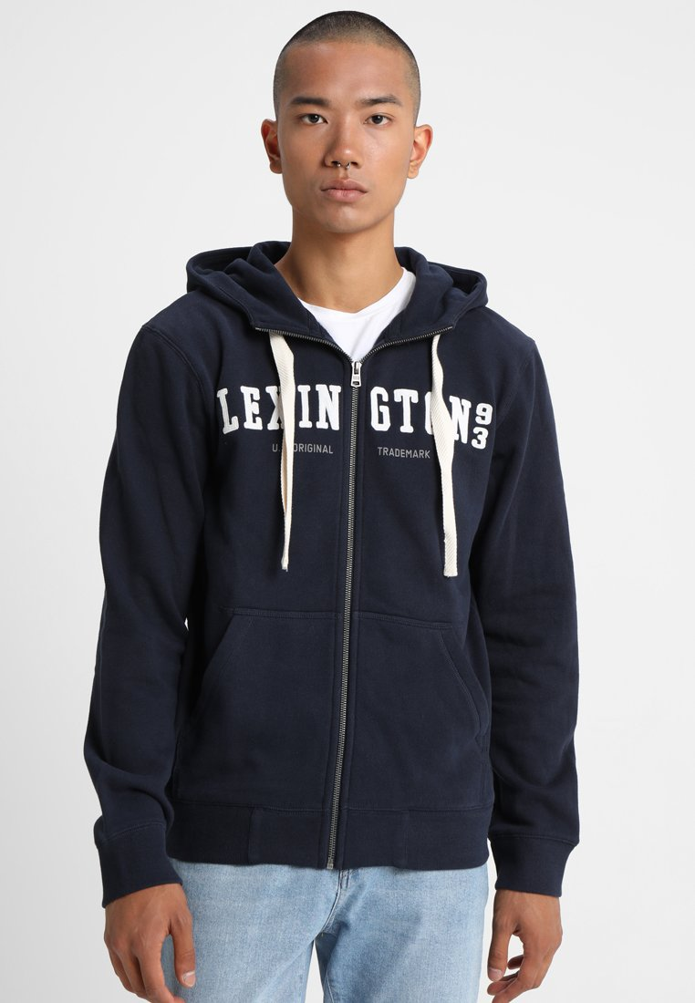 Lexington - MICHAEL HOOD - Zip-up hoodie - deepest blue
