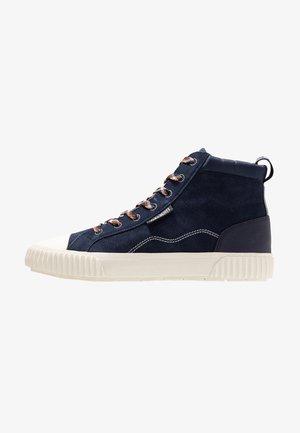 CAIRNS - Sneakers hoog - dark navy