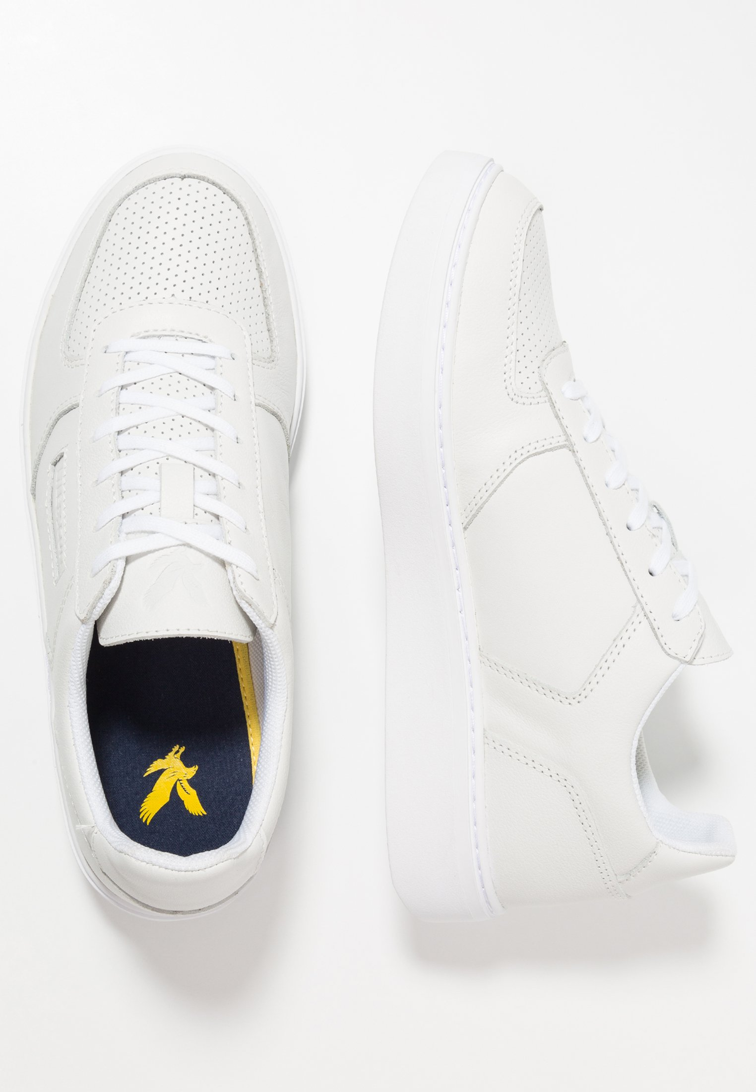 Lyle & Scott MCMAHON Joggesko white Zalando.no