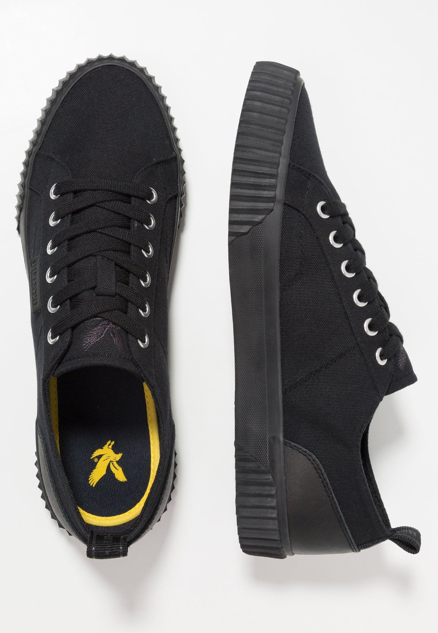 Lyle & Scott MITCHELL - Sneakersy niskie - black