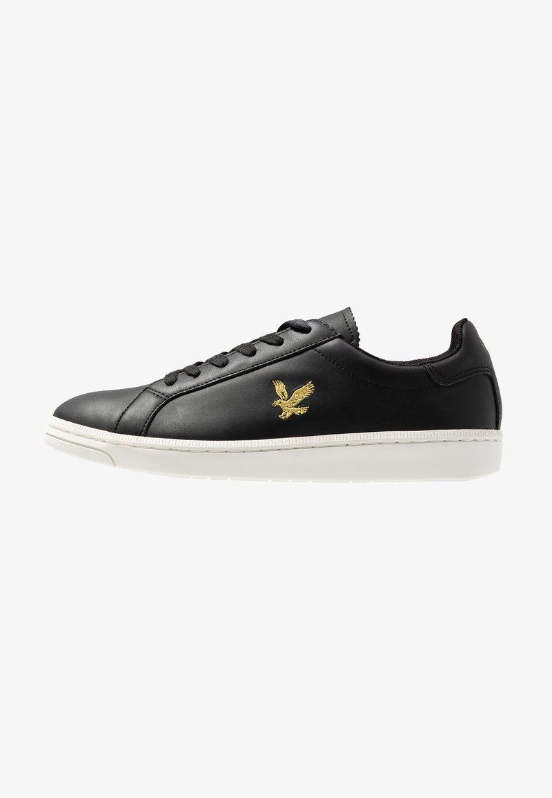 Lyle & Scott - CORMACK - Sneakers - true black