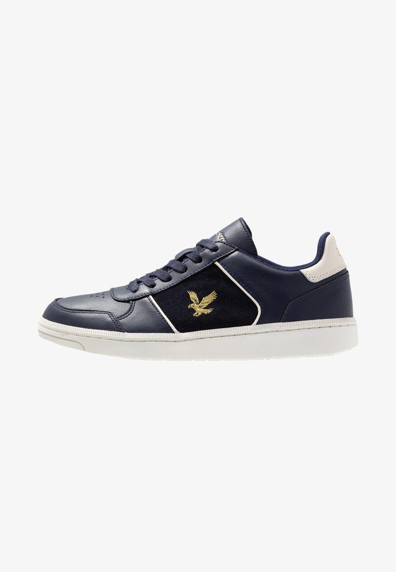 Lyle & Scott - MCAVENNIE - Sneakers laag - dark navy