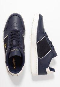 Lyle & Scott - MCAVENNIE - Sneakers laag - dark navy - 1