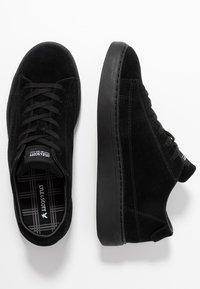 Lyle & Scott - SHANKLY - Sneakers - true black - 1