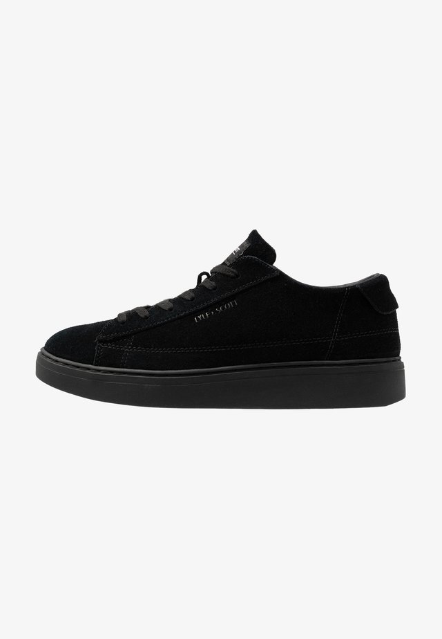 SHANKLY - Sneakers basse - true black