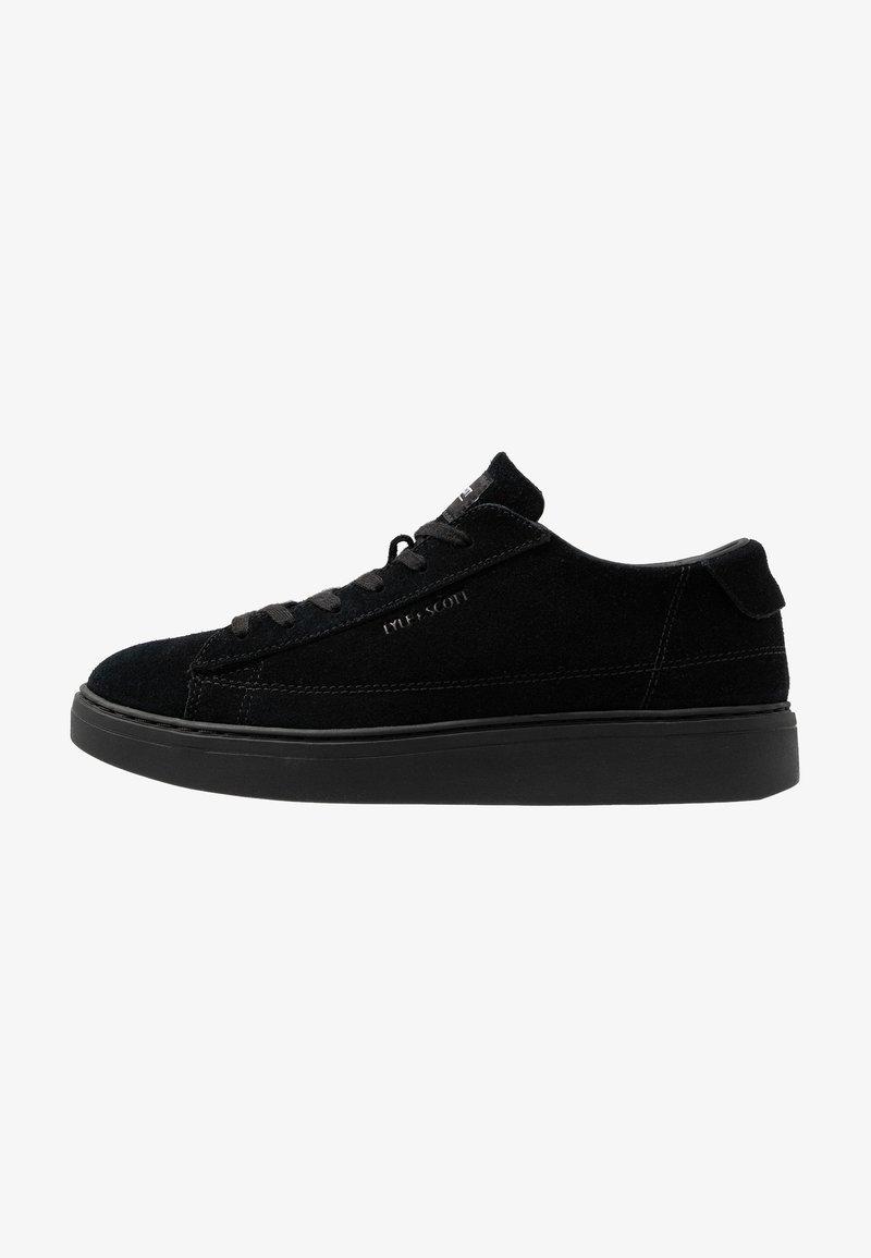 Lyle & Scott - SHANKLY - Sneakers - true black