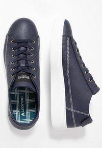 Lyle & Scott - SHANKLY II - Sneakers - dark navy - 1