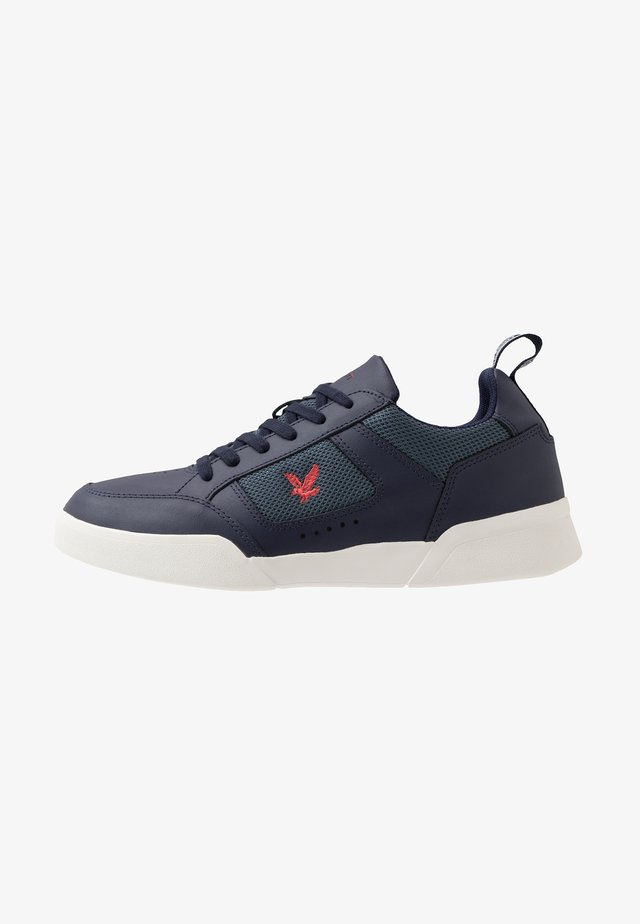 GILZEAN - Trainers - dark navy/orion blue