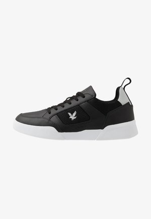 GILZEAN - Sneaker low - true black/glacier grey