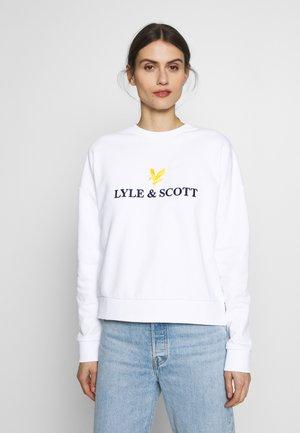 ARCHIVE  - Sweater - white