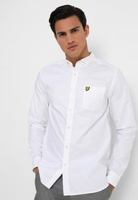 Lyle & Scott - REGULAR FIT  - Skjorte - white - 0