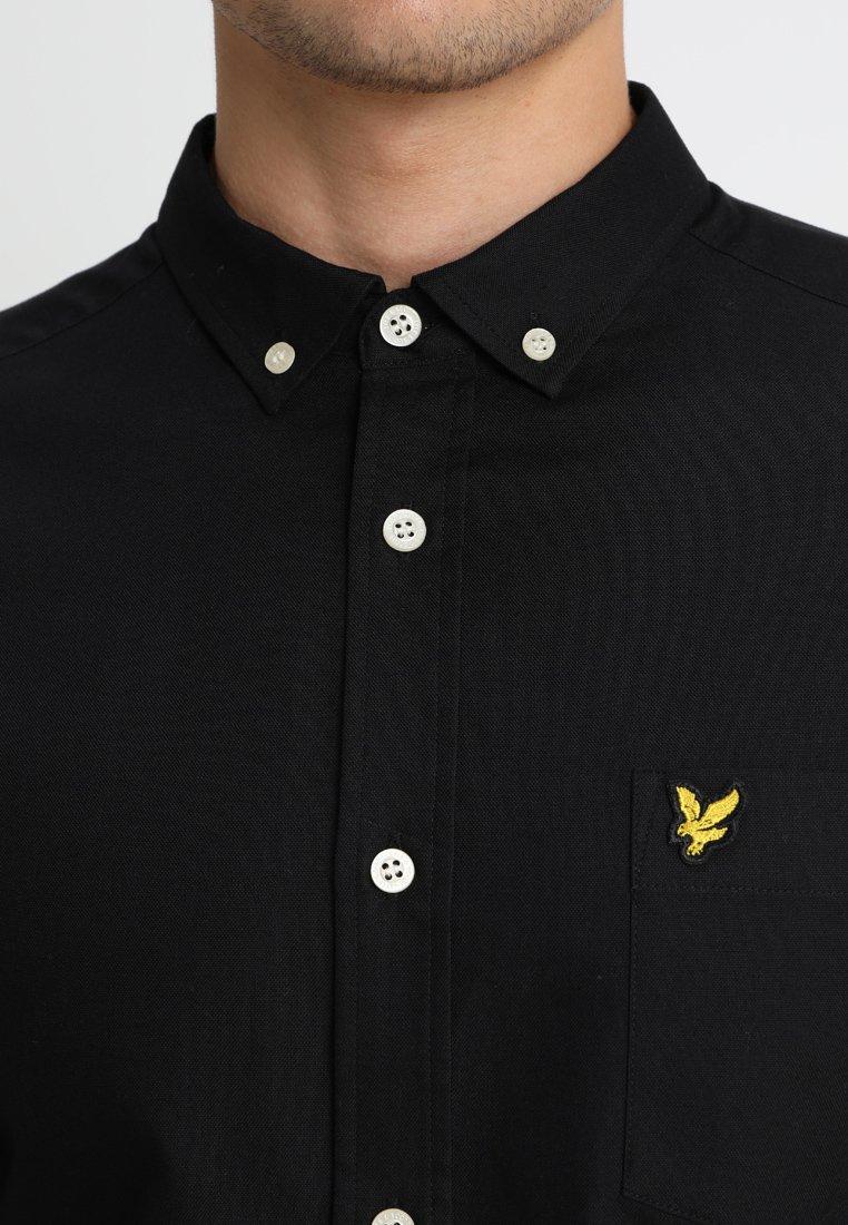 Lyle & Scott Regular Fit - Skjorter True Black