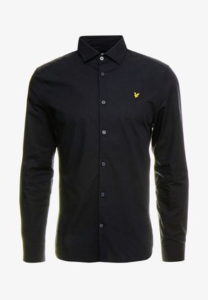 SLIM FIT  - Camicia - true black