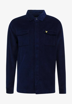 OVERSHIRT - Overhemd - navy