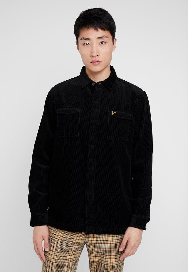 OVERSHIRT - Overhemd - true black