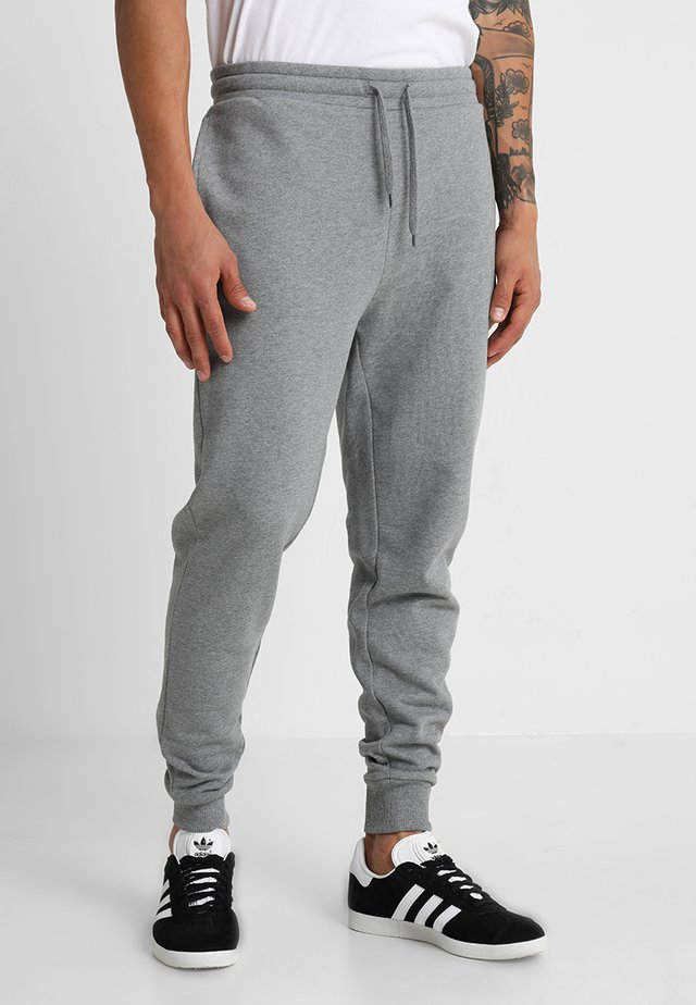 Jogginghose - mid grey marl