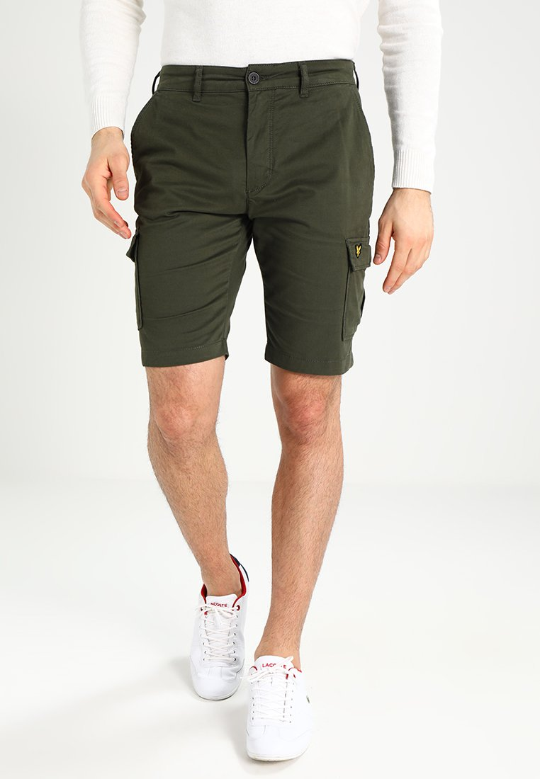 Lyle & Scott - Shortsit - khaki