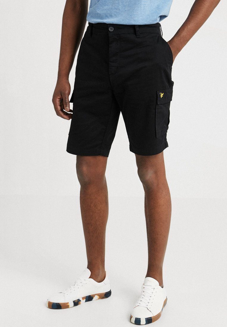 Lyle & Scott - Shortsit - true black