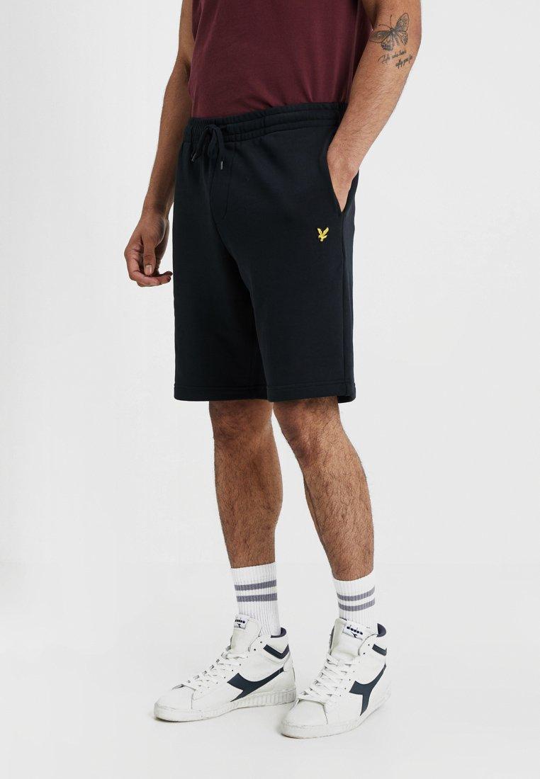 Lyle & Scott - Pantaloni sportivi - true black