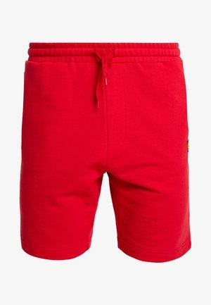 Pantalones deportivos - dark red