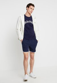 Lyle & Scott - PIPING - Shorts - navy - 1