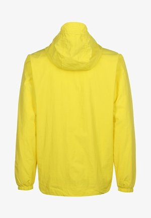 ZIP THROUGH HOODED JACKET - Veste légère - buttercup yellow
