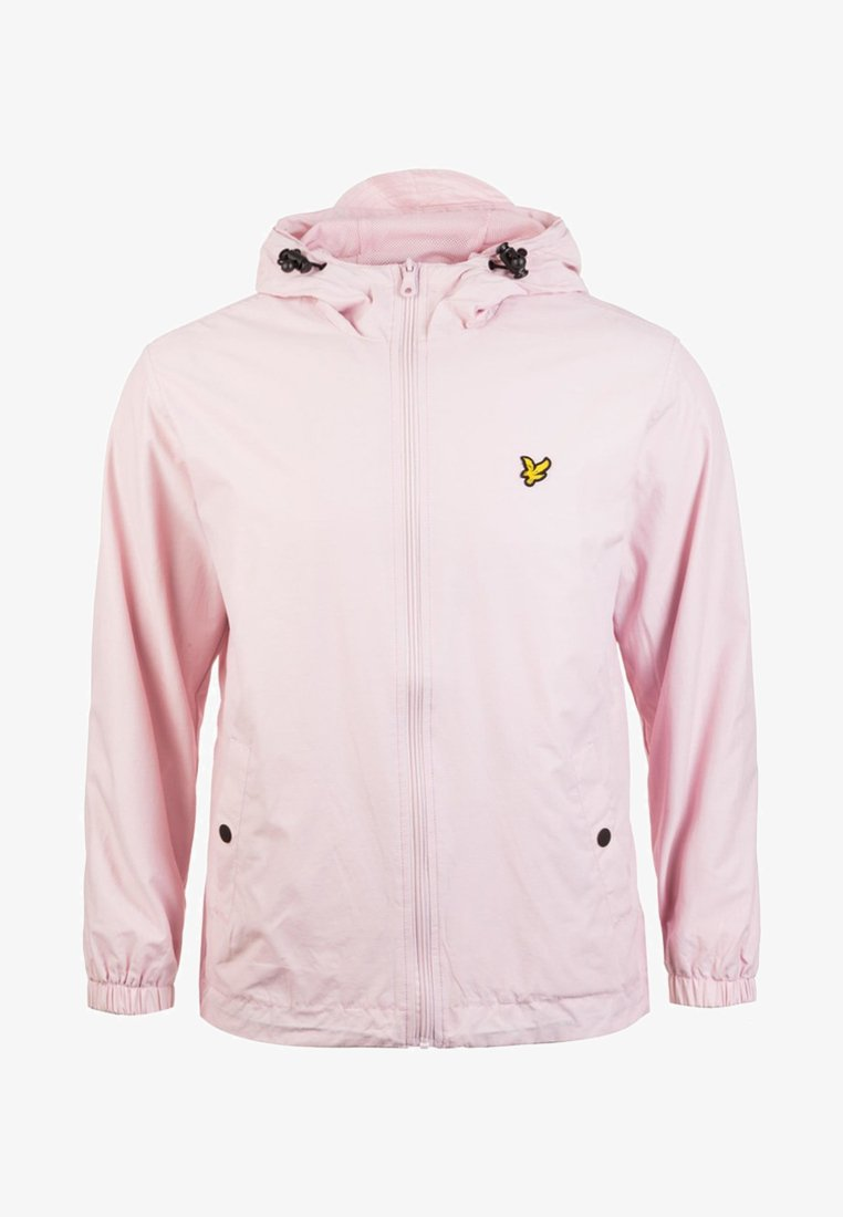 Lyle & Scott - ZIP THROUGH HOODED JACKET - Windjack - rose