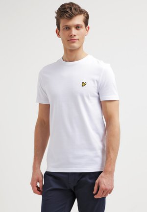 CREW NECK - T-shirt basic - white