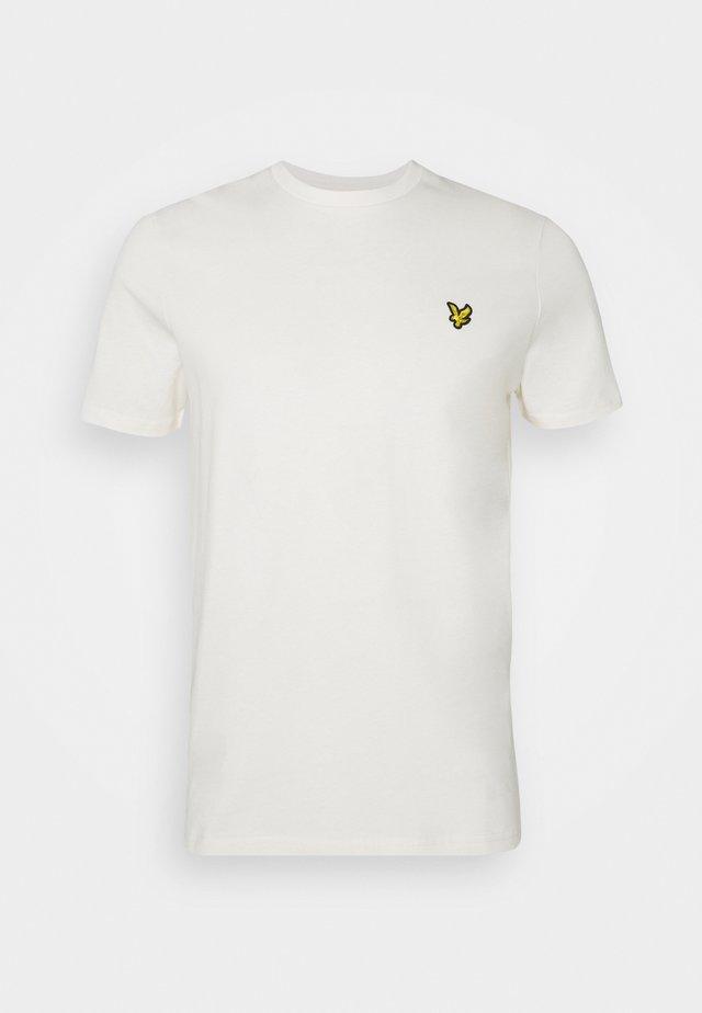 T-shirt basic - vanilla ice