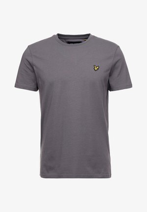 CREW NECK - T-shirt - bas - pelican grey