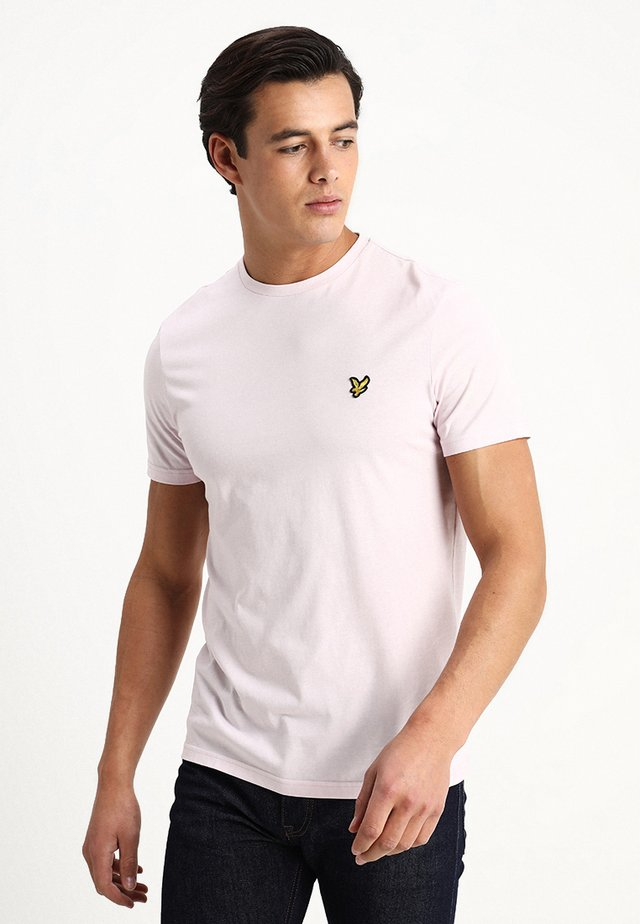 CREW NECK - Basic T-shirt - dusky lilac