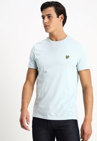 Lyle & Scott - CREW NECK - T-shirt basic - blue shore - 1