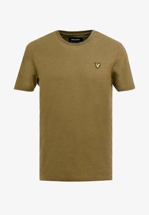 Basic T-shirt - lichen green