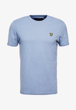 CREW NECK  - T-shirt basic - stone blue
