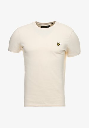 PLAIN - T-shirt - bas - seashell white