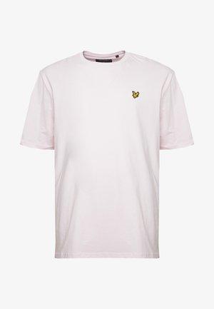 Basic T-shirt - strawberry cream