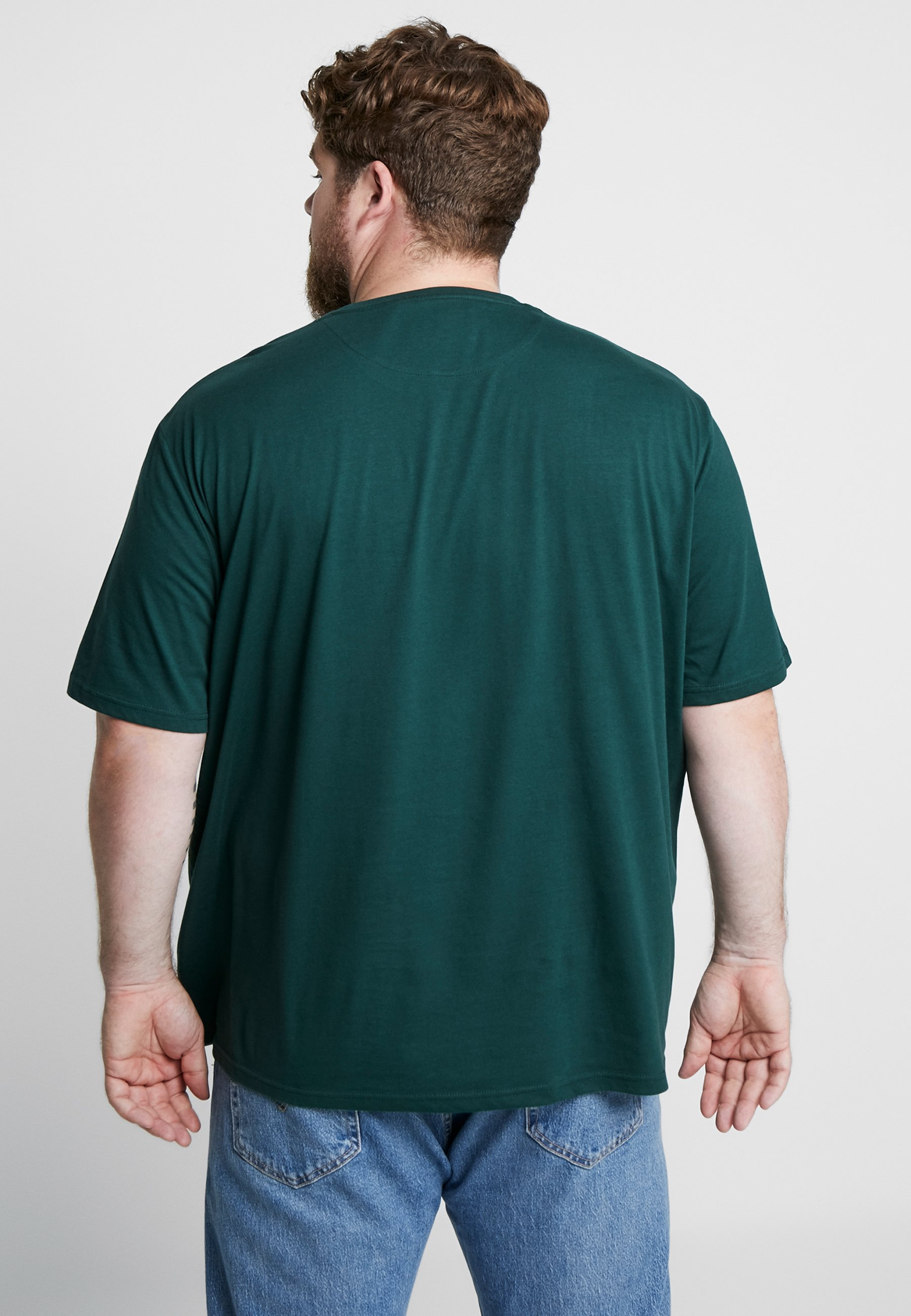 Scott shirt Jade NeckT Basique Green Crew Lyleamp; nPym0OvwN8