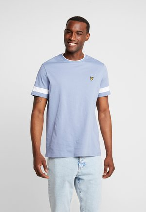 TIPPED - T-Shirt basic - stone blue