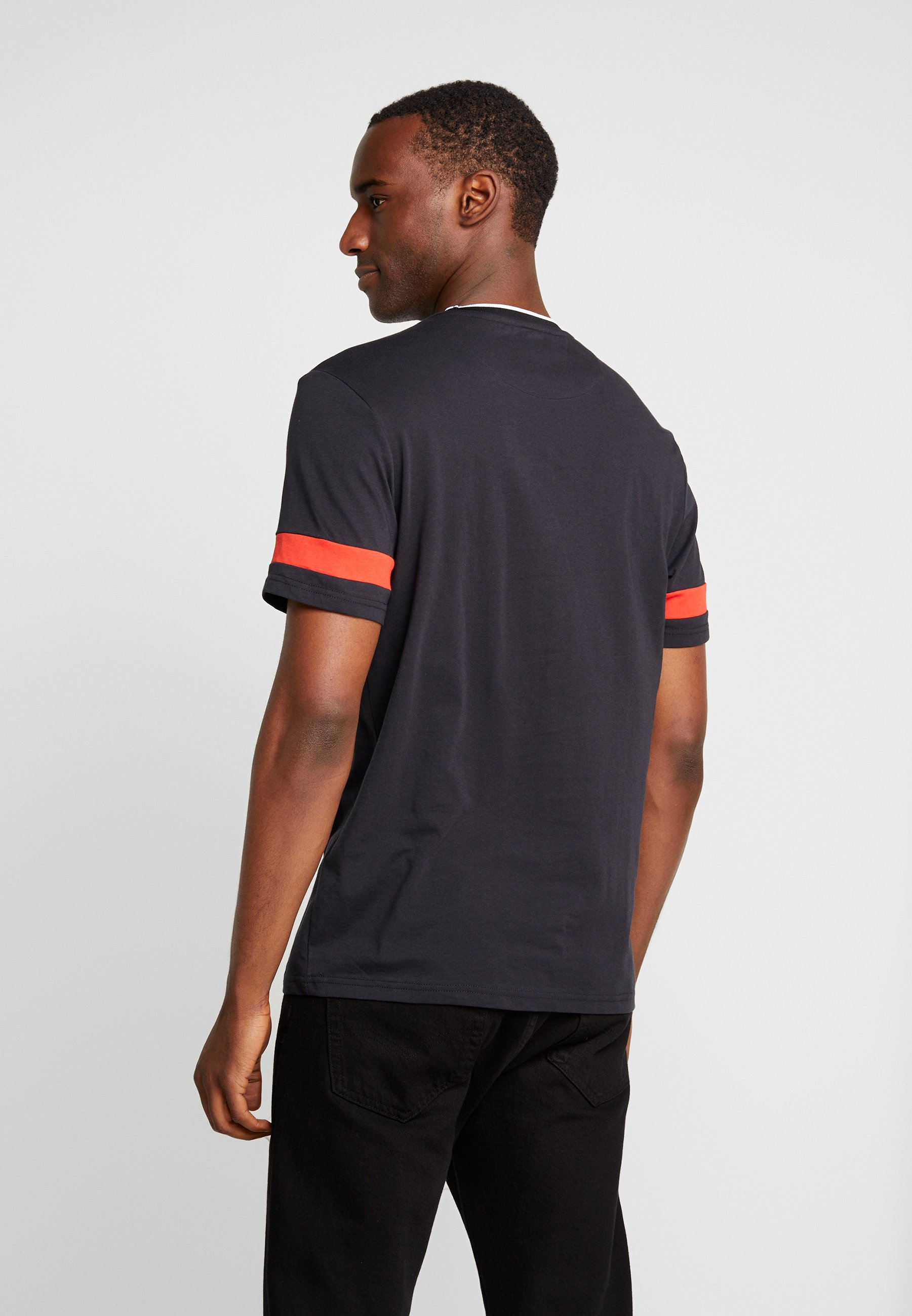 shirt TippedT Black Lyleamp; Basique True Scott sQthdCr