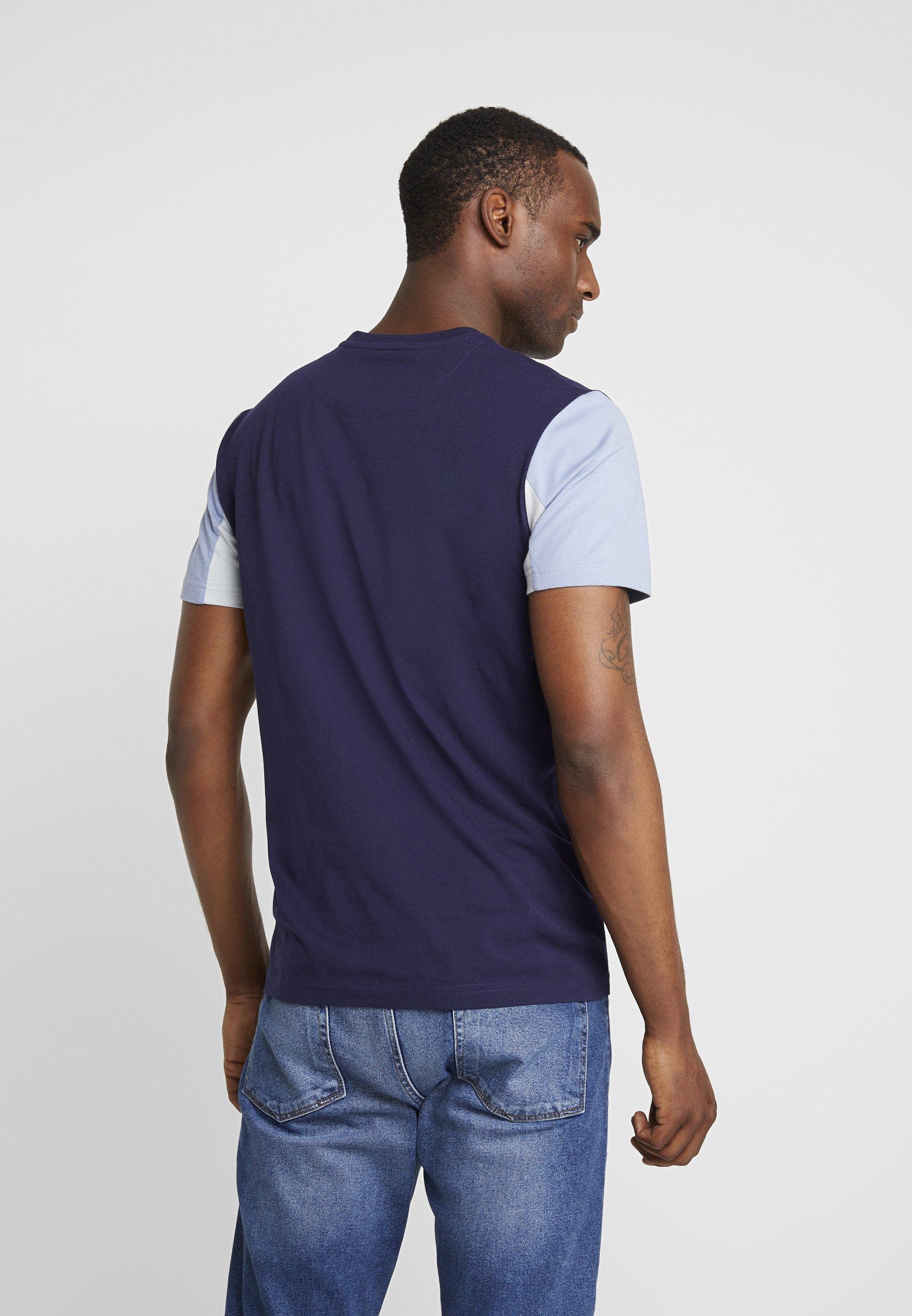 PanelT Scott Lyleamp; shirt Basique Navy Y7ymf6vIbg