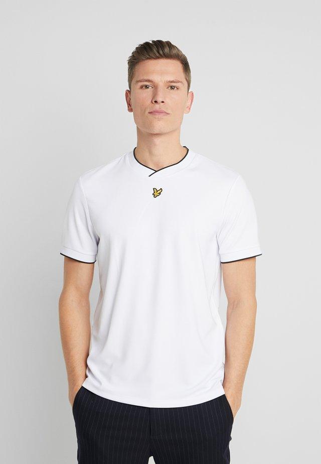 FOOTBALL JERSEY  - T-shirt basique - white