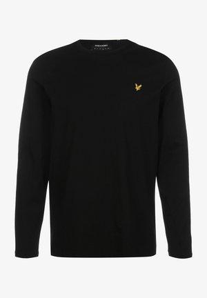 Långärmad tröja - jet black