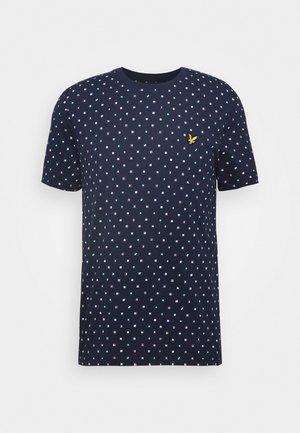 FLAG - T-shirts print - navy