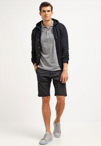 Lyle & Scott - PLAIN - Poloshirts - mid grey marl - 1