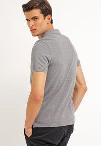 Lyle & Scott - PLAIN - Poloshirts - mid grey marl - 2