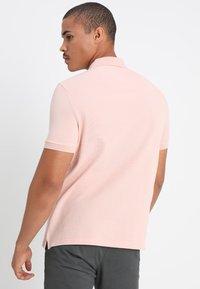 Lyle & Scott - PLAIN - Poloshirts - dusty pink - 2