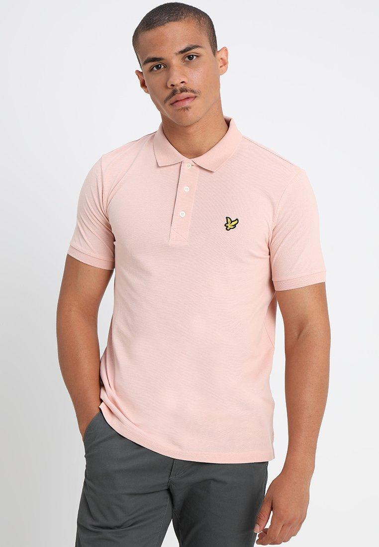 Lyle & Scott - PLAIN - Poloshirts - dusty pink