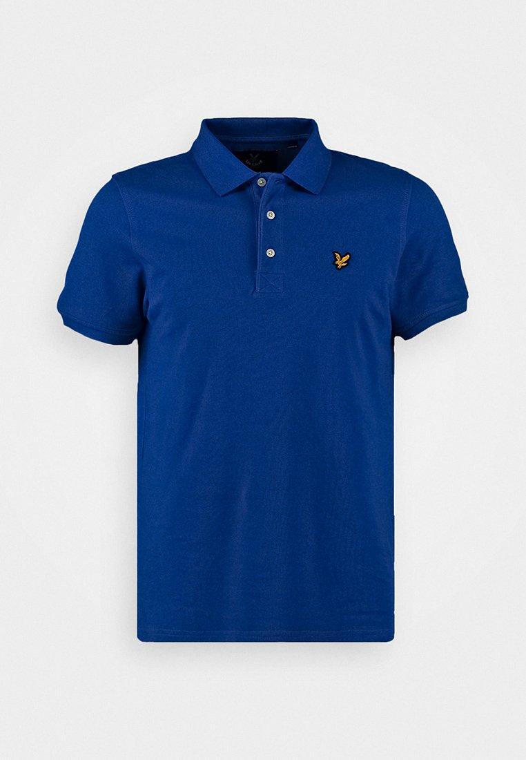 Lyle & Scott SLIM FIT - Poloshirts - pool blue
